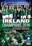 Ireland Champions RBS 6 Nations 2014 [DVD]