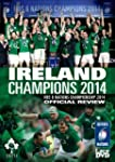 Ireland Champions RBS 6 Nations 2014...