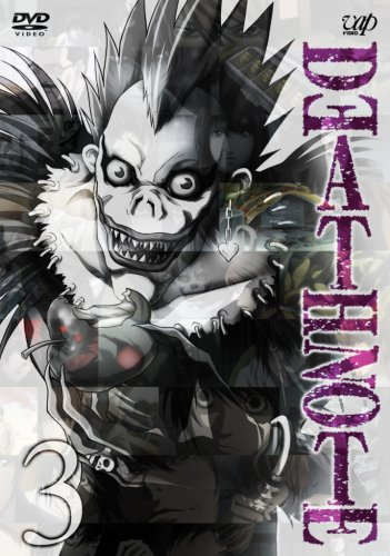 DEATH NOTE Vol.3 [DVD]