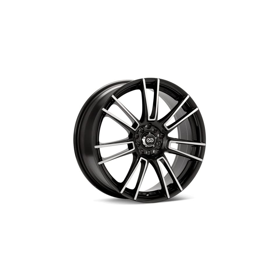 16x7 Enkei T Fork (Gunmetal / Machined) Wheels/Rims 4x100/114.3 (444 670 0145GMM)