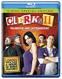 Clerks II (2-Disc Special Edition) [Blu-ray]