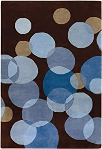 avalisa Bubble Wool Rug