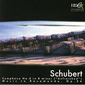 "Symphony No. 8 In B minor ""Unfinished"": I Allegro moderato"