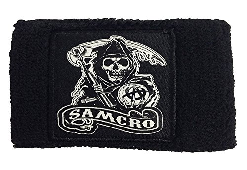 Sons of Anarchy SAMCRO Reaper Polsino