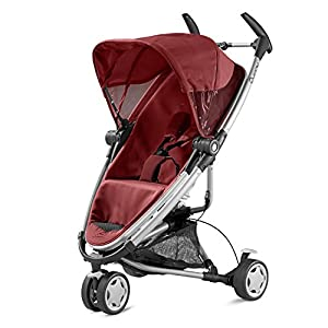 Quinny Poussette Canne Zapp Xtra Red Rumour Collection 2015