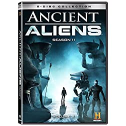 ANCIENT ALIENS SSN 11 VOL 1