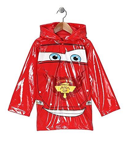 Toddlers Disney Cars Rain Coat