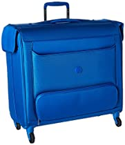Delsey Luggage Chatillon Spinner Trolley Garment Bag, Blue
