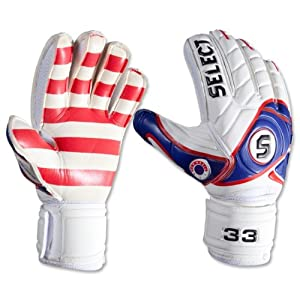 Amazon.com : Select Sport America USA 33 All Round Goalkeeper Gloves