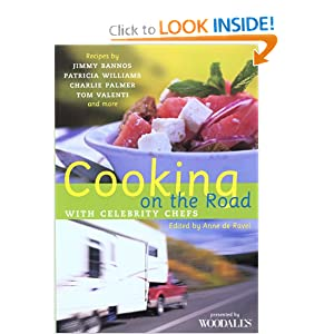 Cooking on the Road with Celebrity Chefs Anne de Ravel
