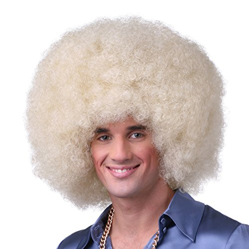 Quality Big Super Jumbo Afro America Wig-best Afro Circus Wig for Women and Men