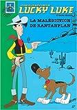 echange, troc Bertrand Ferrier, Morris - Les Nouvelles Aventures de Lucky Luke, Tome 2 : La malédiction de Rantanplan