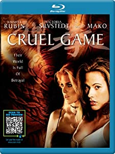 Carrie stevens cruel game