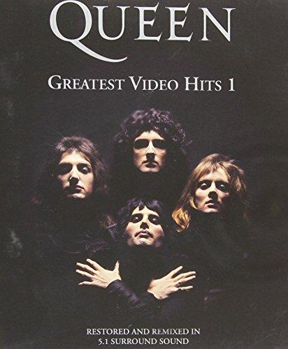 DVD : Queen - Greatest Video Hits (Super Jewel Box)