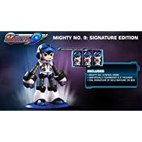Mighty No. 9 Signature Collector's Edition for PlayStation 4