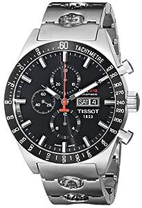 Amazon.com: Tissot Men's T0446142105100 T-Sport PRS516 Automatic Black