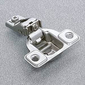 "Salice 106 Face Frame 1/2"" Overlay 2 Cam Screw On (1 Hinge)"