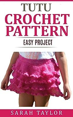 Tutu Skirt Crochet Pattern - Easy Project