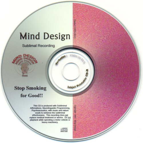 Stop Smoking! Subliminal CD – Break the Smoking Habit Once and For ALL!!