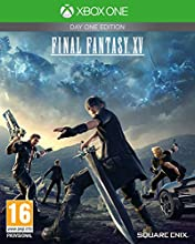 Final Fantasy XV Day One Edition Soft Bundle