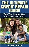51SnkTb6t1L. SL160  Credit Repair: The Ultimate Credit Repair Guide: Get The House, Cash, And Car You Want. BONUS: FREE Additional Book! (Credit Report, Credit, Good Credit, Debt, Debt Free)