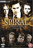 Spiral - Series One - 2-DVD Set ( Engrenages ) ( Spiral - Series 1 ) [ NON-USA FORMAT, PAL, Reg.2 Import - United Kingdom ]