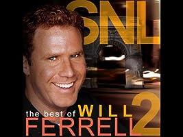 Saturday Night Live (SNL) The Best of Will Ferrell Vol 2