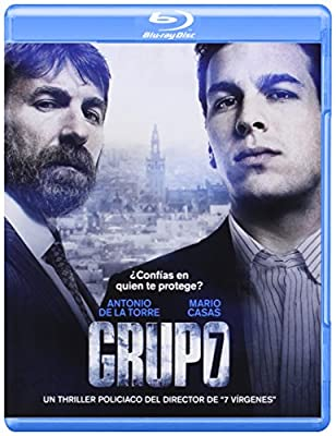 Unit 7 (2012) ( Grupo 7 ) ( Unit Seven ) [ NON-USA FORMAT, Blu-Ray, Reg.B Import - Spain ]