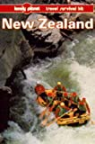 Lonely Planet New Zealand (0864422040) by Wheeler, Tony