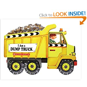 I Am A Dump Truck Josephine Page