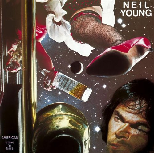 Related album art. Neil Young