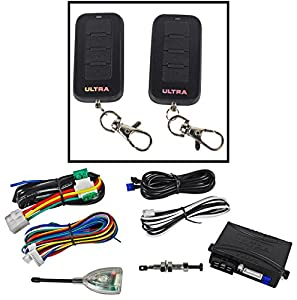 Ultrastart U1272-pro Remote Car Starter / Keyless Entry Combo with 2,800 Foot Range