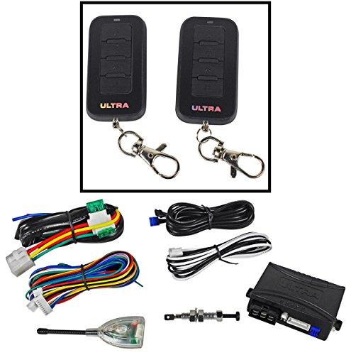 Ultrastart U1272-pro Remote Car Starter / Keyless Entry Combo with 2,800 Foot Range