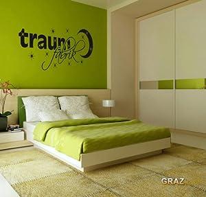 schlafzimmer wandgestaltung - angebote auf waterige - Wandgestaltung Schlafzimmer