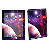 Apple iPad 2 – iPad 2nd Generation Tablet Decal Vinyl Skin By SkinGuardz Space Save off