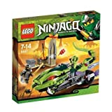 LEGO Ninjago 9447: Lasha's Bite Cycle