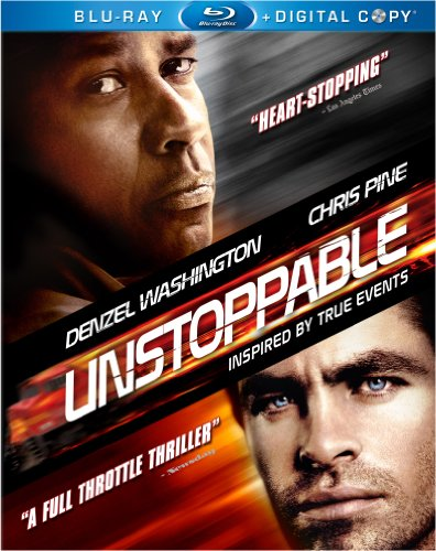 Cover art for  Unstoppable [Blu-ray + Digital Copy]