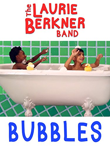 """""""Bubbles"""" Music Video by The Laurie Berkner Band"""