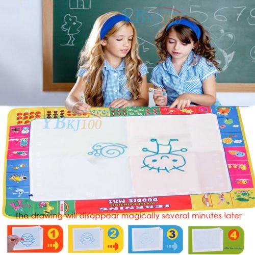 8060 Big Doodle Draw Wirte Painting Mat Board Kid Boy Girl intelligent Toy Game bbkub