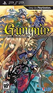 Gungnir - PlayStation Portable Standard Edition