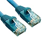 CAT 5e UTP Snagless Blue 7ft