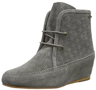 Emu Australia Womens Kirribilli Moccasin Boots W10789 Birch 5 UK, 38 EU, 7 US, Regular
