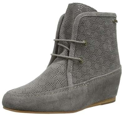 Emu Australia Womens Kirribilli Moccasin Boots W10789 Birch 5 UK, 38 EU, 7 US, Regular