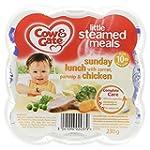 Cow & Gate Little Steamed Meals Sunda...