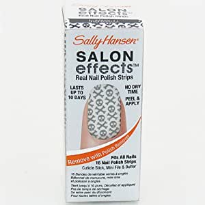 Sally Hansen Salon Effects Real Nail Polish Strips- Numbskull by Coty BEAUTY