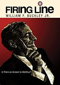 "Firing Line with William F. Buckley Jr. ""Is There an Answer to Malthus?"""