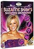 echange, troc Suzanne Shaw - Showtime Showdown [Interactive DVD] [Import anglais]