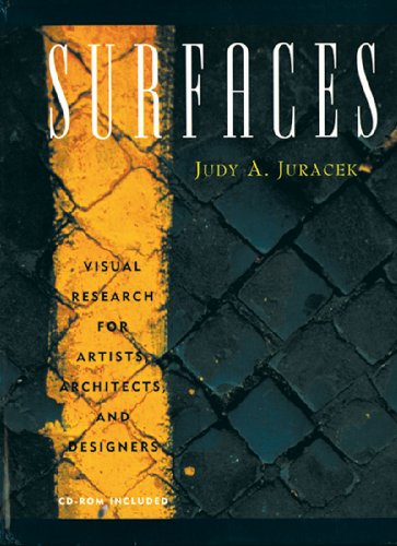 Surfaces : Visual Research for Artists, Architects, and Designers (MacIntosh compatible)