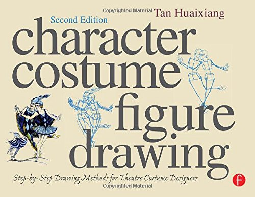 Character Costume Figure Drawing: Step-by-Step Drawing...