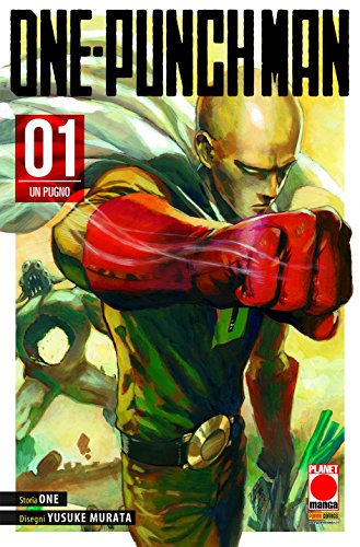 One-Punch Man 1 Ristampa